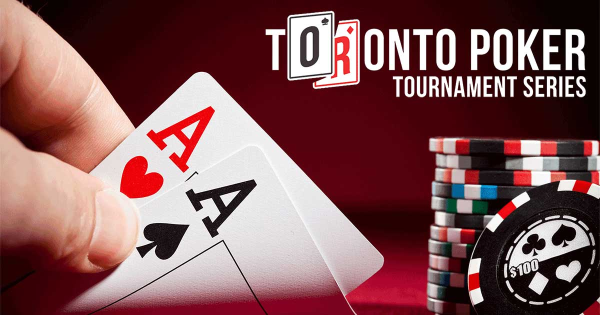 Toronto Poker Tournaments